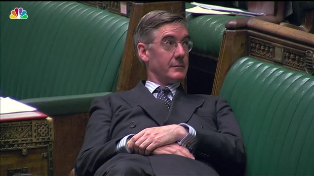 [NATL] 'Sit Up, Man!' British Politician Criticized for Slouching