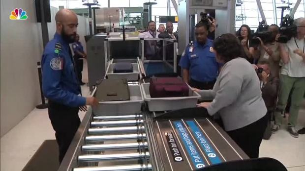 [NATL] TSA to Implement New, Stronger Airport Screening