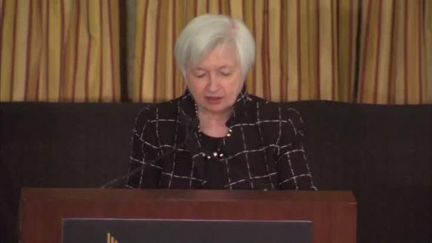 [NATL] Yellen Signals Interest Rate Hike