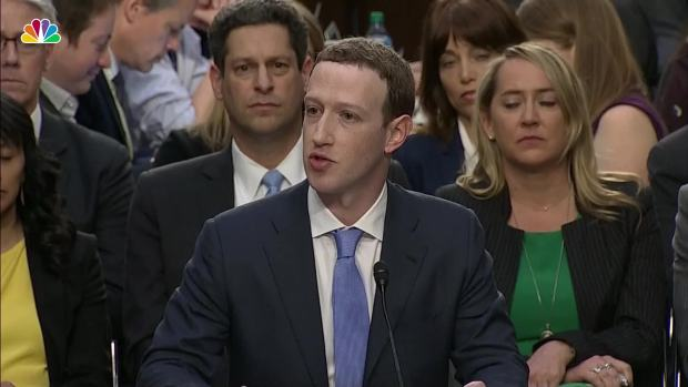 [NATL] 'I'm Responsible': Zuckerberg's Opening Statement to Congress