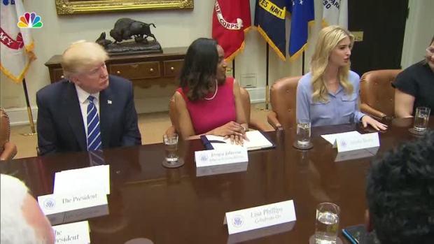 Ivanka Trump to Serve as White House Employee