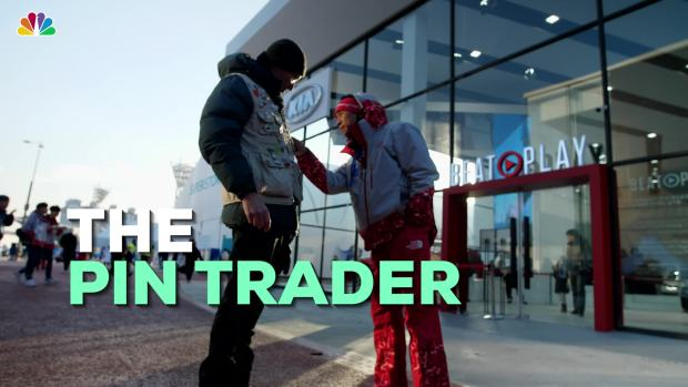 [NATL] The Olympic Pin Trader