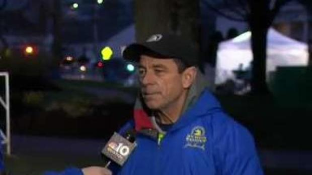 Dave McGillivray to Run 47th Straight Marathon