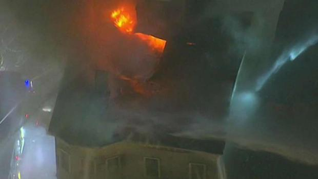 [NECN] Devastating Cambridge Fire Was One Year Ago Today