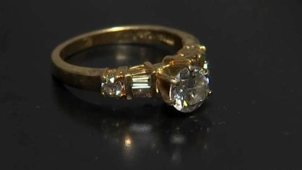 [NECN] Diamond Ring Recovered From Kingston Septic Tank