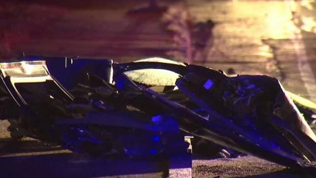 [NECN] Driver Questioned in Deadly Crash on Route 109 in Medfield, Massachusetts