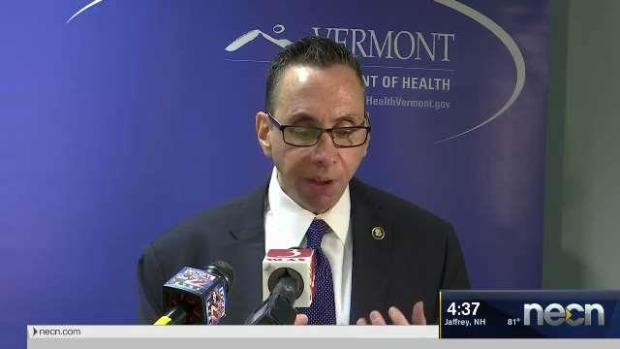 [NECN] Drug Czar in Vermont to Discuss State's Addiction Treatment Approach