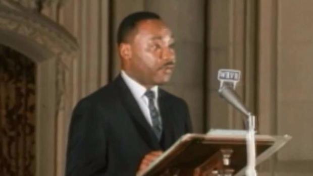 [NECN] Easter Celebrations Also Honor MLK