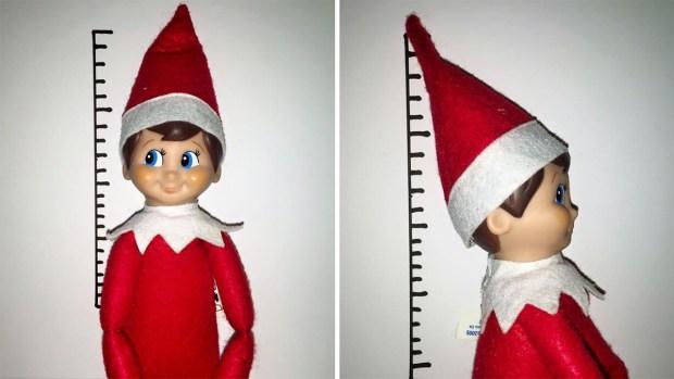 [NATL] Weird News Photos: Santa Edition