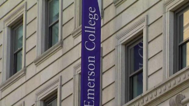 [NECN] Emerson College President Slams City's Straight Pride Parade