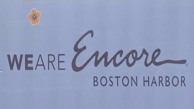 [NECN] Everett Casino Renamed Encore Boston Harbor