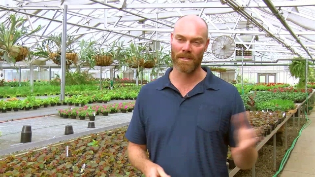 [NATL] Churchill Downs Preps Gardens for Kentucky Derby