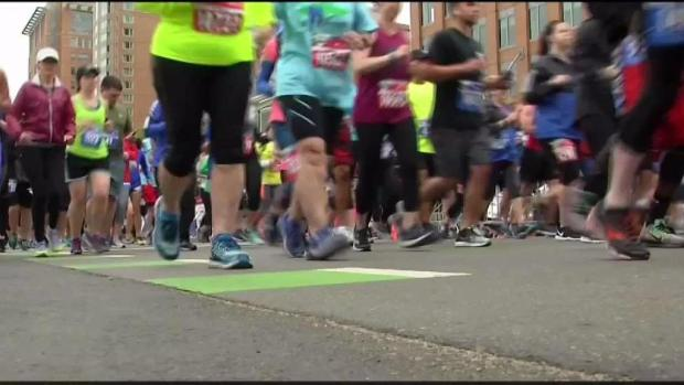 [NECN] Fallen Heroes Honored in Boston Run
