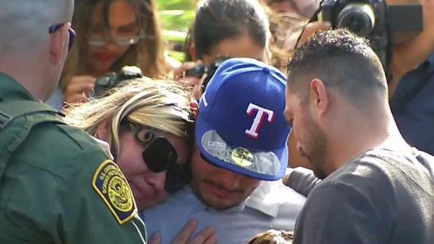 [NATL-DGO] Families Separated by Border Reunited Briefly