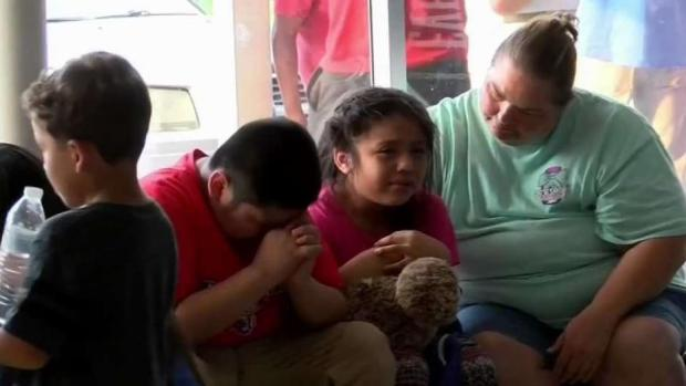 [NECN] Families of Sick Children Worried About Deportation
