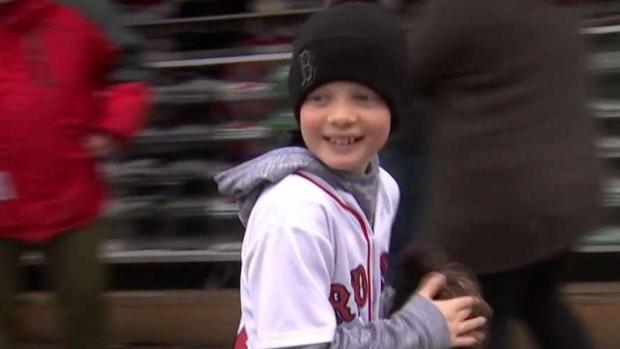 [NECN] Fans Excited for Baseball at Fenway