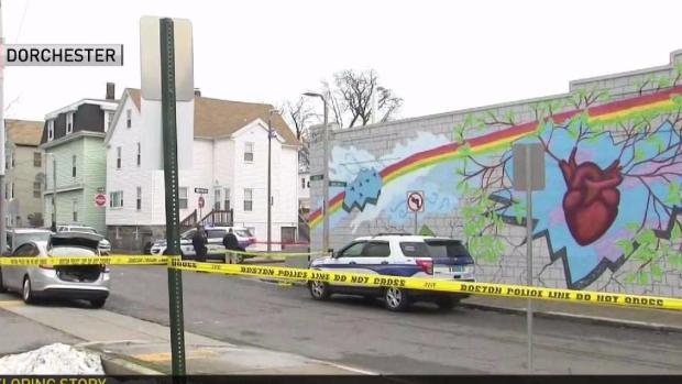 [NECN] Fatal Dorchester Shooting During Morning Rush Hour