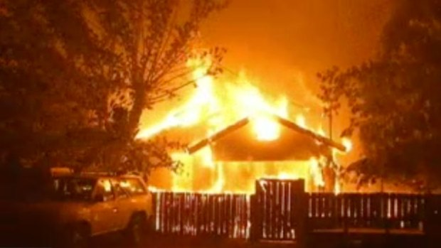 Valley Fire at 50,000 Acres, Zero Percent Containment