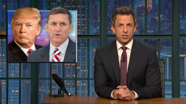 [NATL] 'Late Night': A Closer Look at Trump, Flynn and Obstruction of Justice