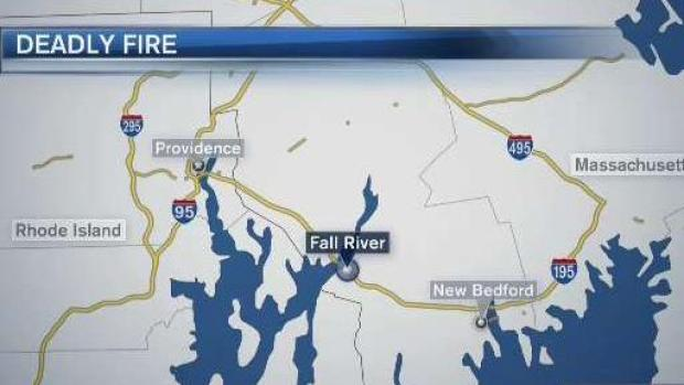 [NECN] One Killed, Firefighter Injured in Fall River Blaze