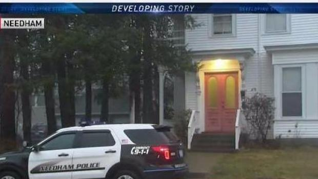 [NECN] Police: Needham Woman's Death Related to Millis Stabbings