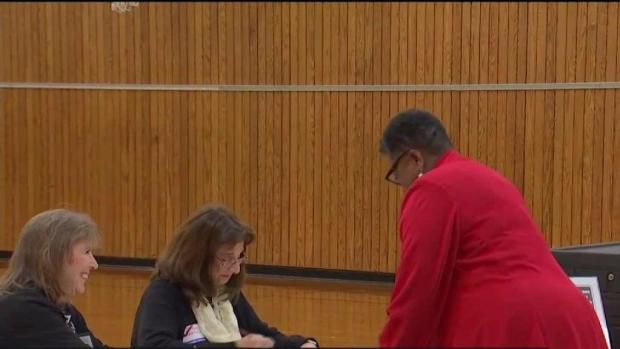 [NECN] Framingham Voting for Mayor for First Time
