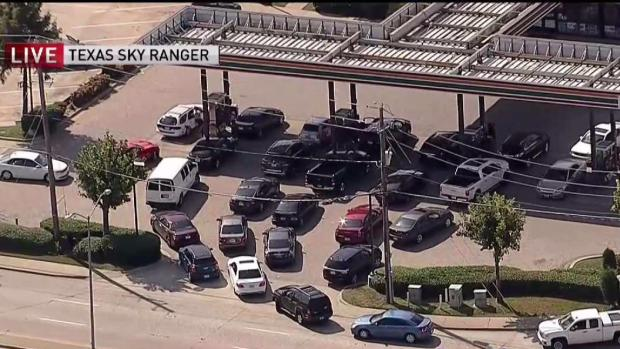 Gas Prices Skyrocket in North Texas After Harvey