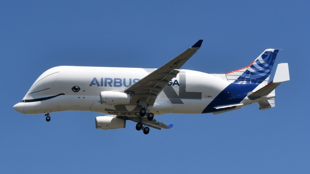 [NATL] Airbus Beluga XL Whale Takes Flight for the First Time