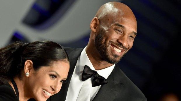Celebrity Baby Boom: Kobe and Vanessa Laine Bryant