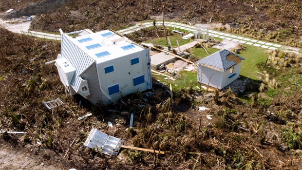 In Photos: Hurricane Dorian Devastates Bahamas