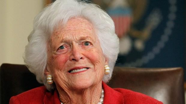 In Memoriam: First Lady Barbara Bush