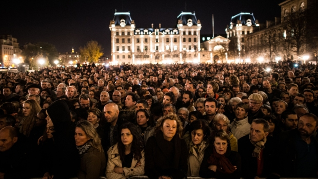 PHOTOS: Terror Attacks Leave Paris Shellshocked