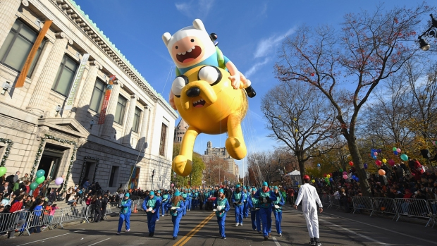 [NATL] Macy's Thanksgiving Day Parade Through the Years