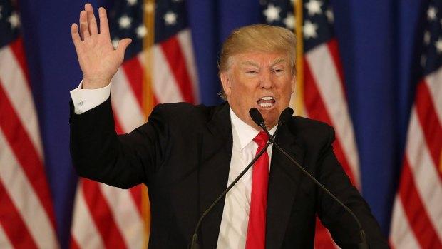 [NATL] Trump Defends Comment That 'Islam Hates Us'