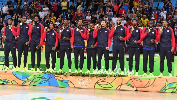 [Rio2016 - USMedals] Highest Honors: American Medalists at the Rio Olympics