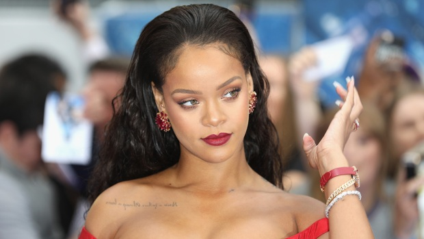 Top Celeb Pics: Rihanna at 'Valerian' Premiere in London