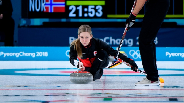 Feb. 8: Curling Event Kicks Off the Winter Olympic Games