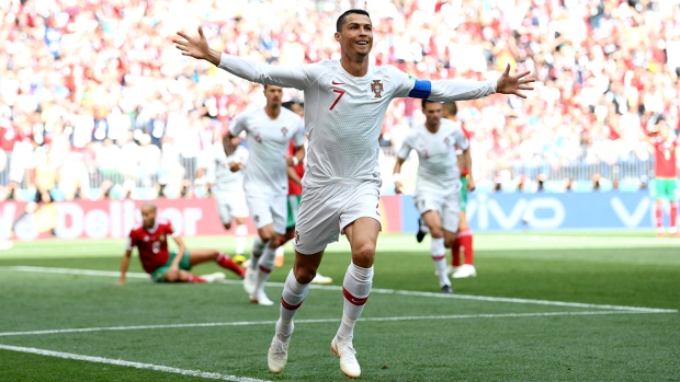 Top Sports: Ronaldo Goal Wins World Cup Match for Portugal