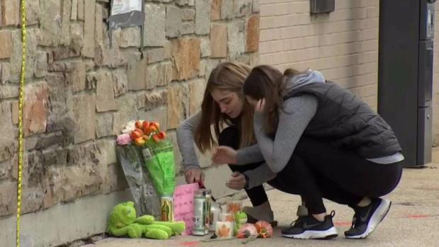 [NECN] Growing Memorial for Woman Hit and Killed in Medford