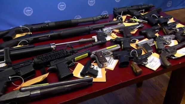 [NECN] Gun Buyback Program Offering Gift Cards