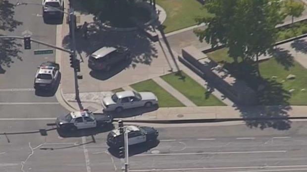 Gunman Opens Fire in Lancaster Sheriff's Parking Lot