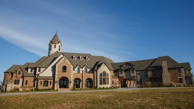 Rangers Pitcher Cole Hamels Donates $10 Million Mansion to Charity