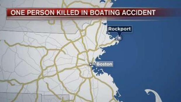 [NECN] Harbormaster Says 1 Dead in Mass. Boat Accident