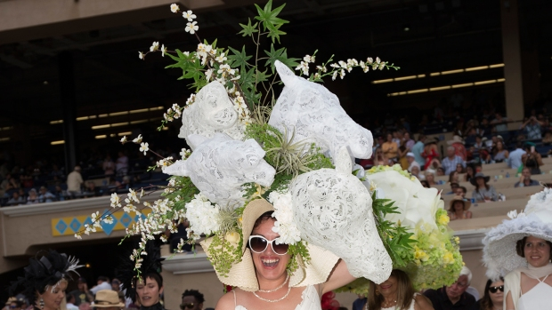 [SD-NATL] Del Mar Opening Day 2018: All The Fabulous and Fantastic Hats