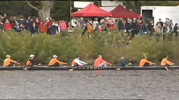Annual Head of the Charles Regatta Kicks Off in Cambridge
