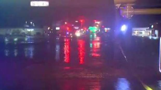 [NECN] Heavy Rain Continues to Impact Harvey Rescue Efforts