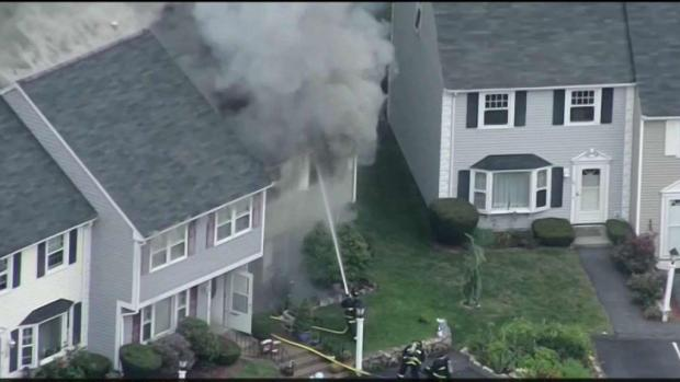 [NECN] Hospice Patient Has to Leave Home After Gas Explosion