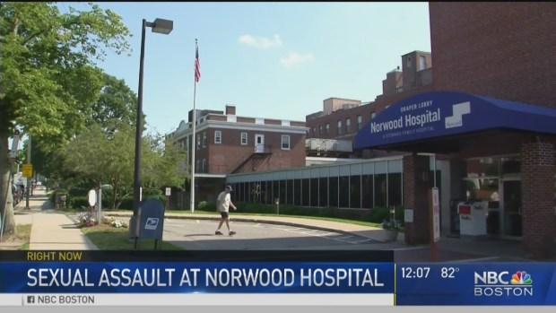 [NECN] Hospital Sexual Assault Under Investigation