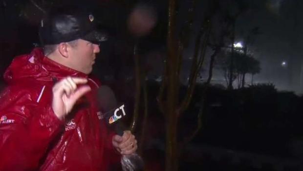 [NECN] Hurricane Florence Makes Landfall in North Carolina