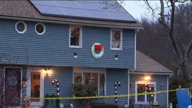 [NECN] Husband and Wife Stabbed in Bridgewater Home